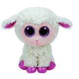 Twinkle the Cream Lamb Easter 2017 (regular)