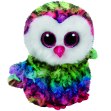 Owen the Multicoloured Owl (regular)
