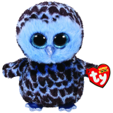 Beanie Boos Medium Yago - Blue Owl
