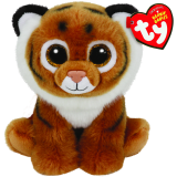 Tiggs the Brown Tiger Beanie Babies