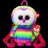 Owen the Multicoloured Owl (backpack)