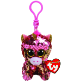 Sunset the Coral Unicorn Clip Flippable