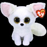 Phoenix the White Fox Regular Beanie Boo