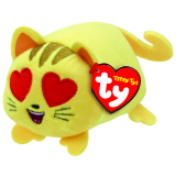 Emoji Cat Heart Eye (Teeny Tys)