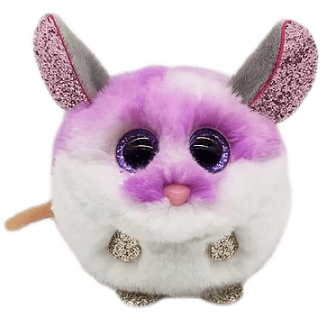Colby the Purple Mouse Ty Puffies