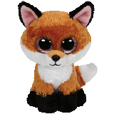 Slick the Fox (medium)