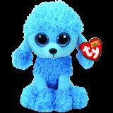 Mandy the Blue Poodle (medium)