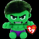 Marvel Hulk Beanie Babies