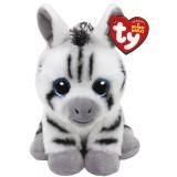 Stripes the Zebra Beanie (regular)