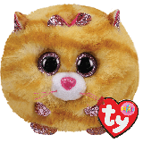 Tabitha the Yellow Cat Ty Puffies
