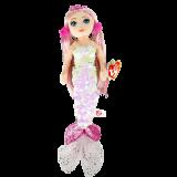 Cora the Pink Mermaid Regular Sea Sequins
