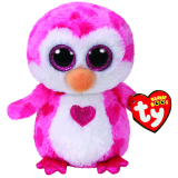 Juliet the Valentine's Day Penguin (regular)
