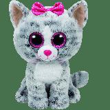 Kiki the Grey Cat (medium)