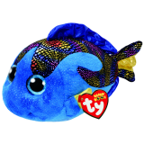 Aqua the Blue Fish (Medium)