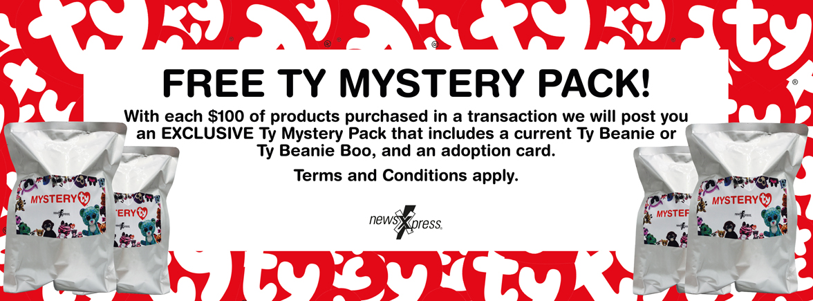 Mystery Ty Offer