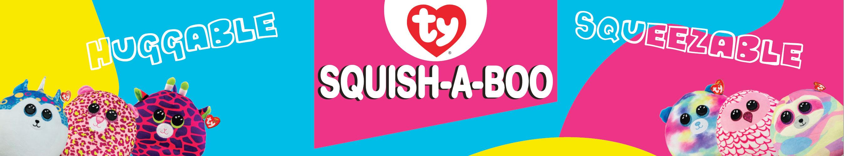 Shop Squish-A-Boos Now!